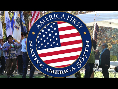America First! Native America 567th! (official) #EverySecondCounts #noDAPL #Trump