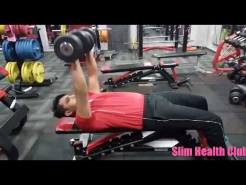 slim health club fitness video