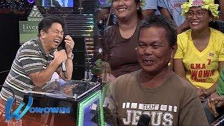 Wowowin: Tindero ng isda, pinahalakhak si Willie Revillame!
