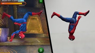Stunts From Marvel In Real Life (Contest Of Champions)