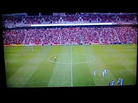 Final Minute of SKC vs RSL MLS July 20 2013 - Drenched In Sorrow