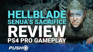 Hellblade: Senua's Sacrifice PS4 Review: Must Buy? | PlayStation 4 | PS4 Pro Gameplay Footage