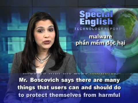 Anh ngữ đặc biệt: Botnets Part 2 (VOA)