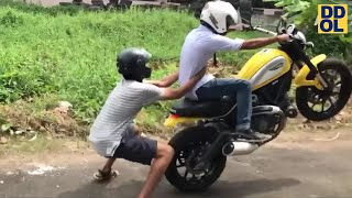 TRY NOT TO LAUGH WATCHING FUNNY FAILS VIDEOS 2021 #66