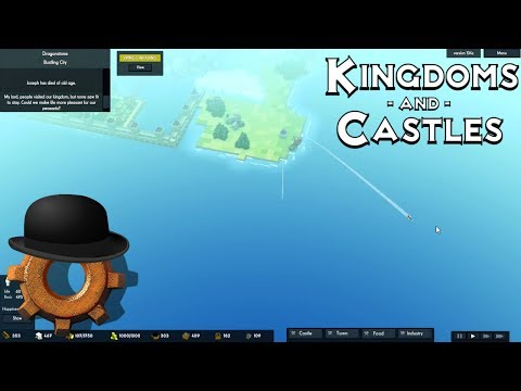 Kingdoms And Castles Ep#28: Suborbital Arrow Cannon