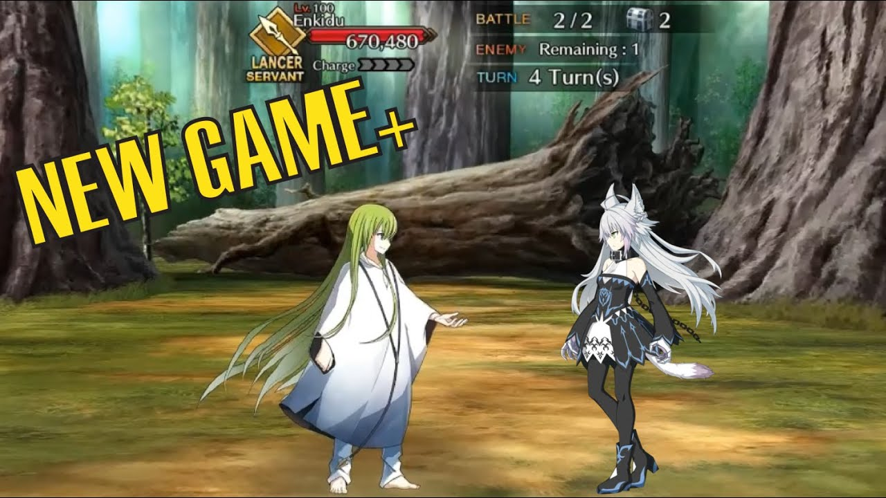 Can My Nyalter Conquer Babylonia? [FGO New Game+]