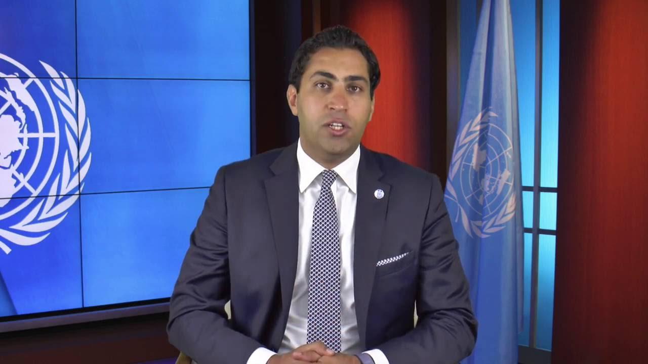 Ahmad Alhendawi video message: ahmad alhendawi speaks at iyla global summit at the un