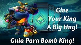 Paladins: Guia Para Bomb King! Cartas y Habilidades
