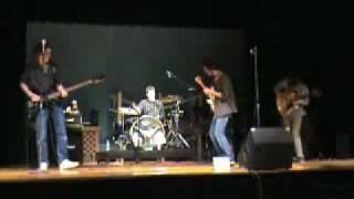 Dirty Feet's Winning Set @ AHS Battle of the Bands - Pt2