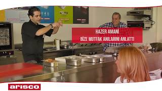 Slow food with HAZER AMANİ