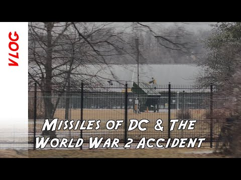 Washington D.C. air defense missiles & that little accident at the Lincoln Memorial in World War