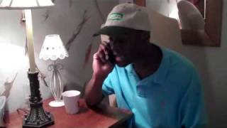 Tiger Woods - Kiss Me Thru The Phone Parody