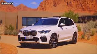 2019 BMW X5 Vs 2019 Range Rover Sport #STYLE OF CAR