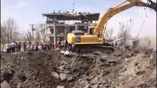 Diyarbakır'da polis amirliğine bombalı saldırı
