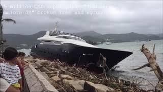 Super Typhoon Mangkhut aftermath, SaiKung Hong Kong