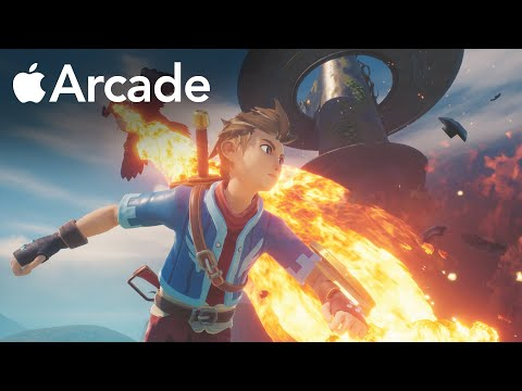 Top 10 Apple Arcade Games To Get Excited About