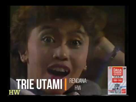 Trie Utami - Rencana (1989) (Selekta Pop)