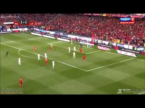 Belgium vs Luxembourg 5-1 Friendly 26/5/2014 Lukaku Hat-Trick