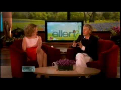 Jessica Lange Grey Gardens Interview 4/17/09