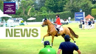 Canada Wins Jumping Leg 3 In Coapexpan | Longines Fei Jumping Nations Cup™