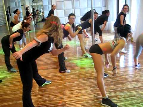 RIO Brazilian Butt lift bootcamp toning with LIZ