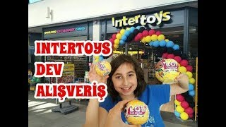 Hollanda - Intertoys tan En Nadir Lol Confetti Pop ve Numnoms Satın Aldım