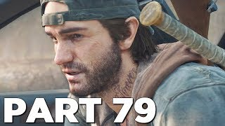 LISA STORYLINE ENDING in DAYS GONE Walkthrough Gameplay Part 79 (PS4 Pro)