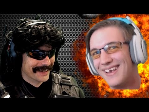 Dr Disrespect Roasts Jeriicho and Rages on H1Z1 - Weekly Recap ♦Best Moments on Twitch♦