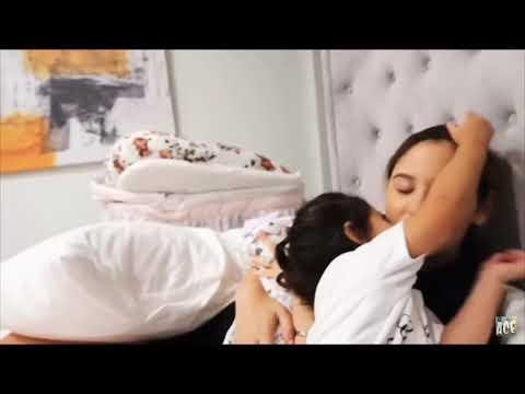 ELLE MEETING HER BABY SISTER 💖👶🏻