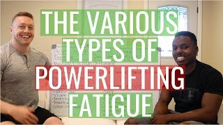 ALL You Need To Know About Fatigue For Powerlifting (Acute, Chronic, Muscular, Neural, C. Tissues)