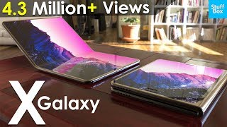 Samsung Galaxy X - 7 Years in Making | Finally Here 2019! | Galaxy Fold