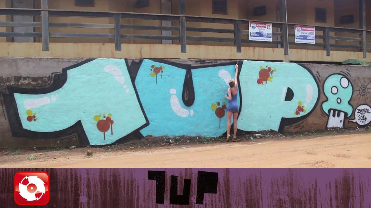 Video 1up üf berlin kidz i love graffiti de