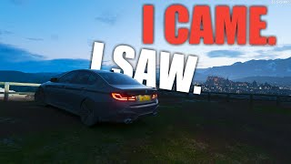 "Forza Horizon 4 | ""I came. I saw."" MEME"