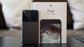 Google Pixel Unboxing: A lot of hype, a lot of box