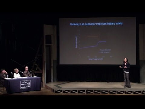 The Next Big Tech Idea - Berkeley Lab Science at the Theater