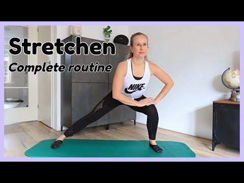 Stretch Routine -