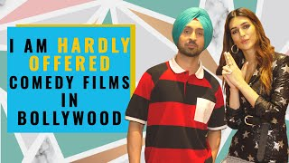 Diljit Dosanjh to produce a Hindi film?   Kriti Sanon   Arjun Patiala   Exclusive
