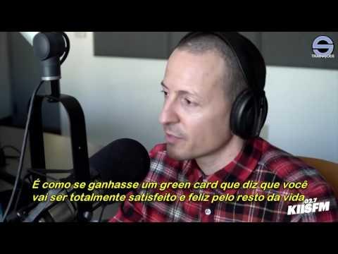 Chester Bennington fala sobre sua depressão, sentimentos e inspirações
