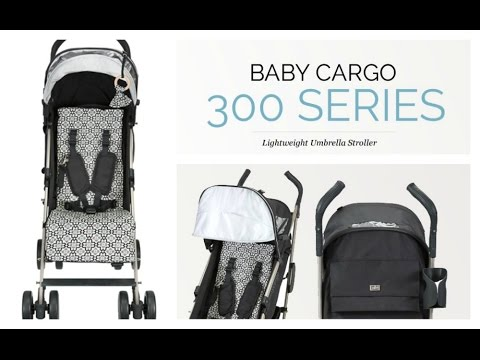 Stroller Review Baby Cargo 300 Series