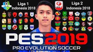 Download Video Download PES 2019 Mod Gojek Liga 1 Indonesia & Liga 2 Indonesia | FTS 19 Jersey terbaru 2018 MP3 3GP MP4