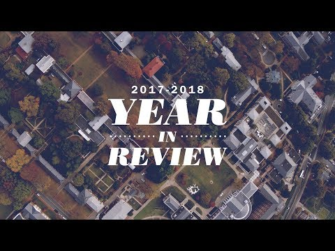 UVA Year-in-Review: 2017-2018