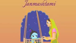 Janmashtami whatsapp status l Krishna Janmashtami Status 2020