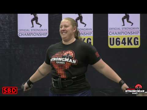 World's Strongest Woman 2018 - Official Strongman Games