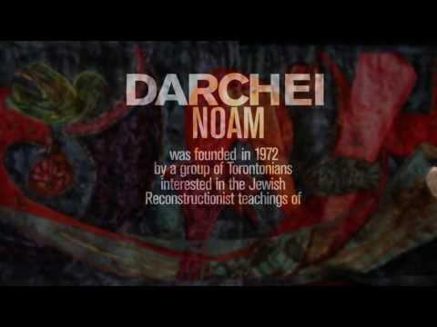 A Deeper Look - Darchei Noam: Our progressive, egalitarian, family-friendly Toronto synagogue