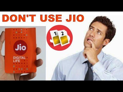 Don't Use or Buy Reliance Jio Sim Why ||JIo Blast