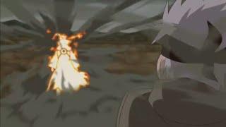 Naruto usa el modo Kurama/Kakashi piensa que Naruto es Minato  Boruto Uzumaki. 風