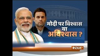 Sambit Patra vs Manish Tewari: Modi govt to face its first no-trust vote tomorrow