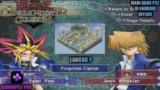 Cara Download Dan Install Game Yu-Gi-Oh Capsule Monster Coliseum PS2 Di Android