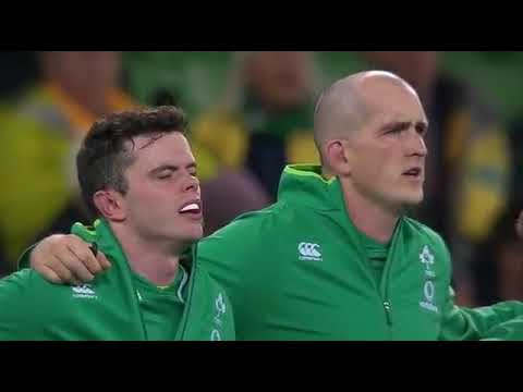 Australia vs Ireland June 2018 Rugby Second Test