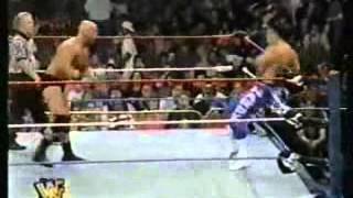 Stone Cold Steve Austin vs Matt Hardy - WWF Superstars - 5/11/96